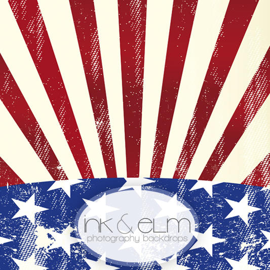 Photography Backdrop Quot Broad Stripes And Bright Stars Quot