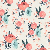 Floral & Damask Backdrops
