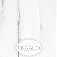 Photography Wood Backdrop <br> Alaska Whites (wide plank)