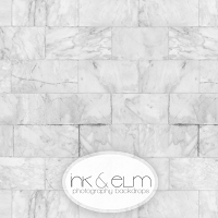 Photography Backdrop <br> Marble Tile