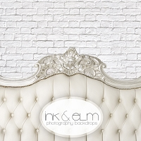 Photography Backdrop <br> Empress Headboard