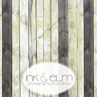 Photography Wood Backdrop <br> Zebra Slats