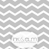 Photography Backdrop <br> Neutral Gray Chevrons