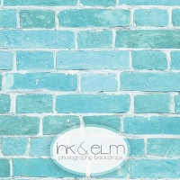 Photography Brick Backdrop <br> Iced Brick