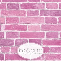 Photography Brick Backdrop <br> Sweet as Sugar Brick