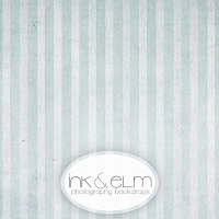 Photography Backdrop <br> Sweet Shop Stripes in Blue