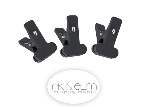 Photography Backdrop Clamps / Clips
