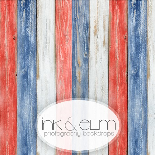 Photography Backdrop <br> Old Americana Wood