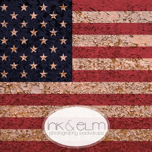 Photography Backdrop <br> Betsy Ross