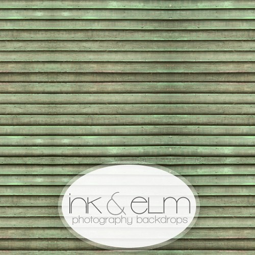 Photography Wood Backdrop <br> Olive Shutter Slats